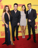Aislinn Derbez Photo - 26 April 2017 - Hollywood California - Jeannine Derbez Mauricio Ochman Aislinn Derbez Eugenio Derbez Los Angeles premiere of How To Be A Latin Lover held at ArcLight Hollywood in Hollywood Photo Credit Birdie ThompsonAdMedia