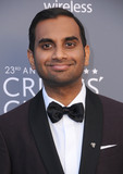 Aziz Ansari Photo - 11 January 2018 - Santa Monica California - Aziz Ansari 23rd Annual Critics Choice Awards held at Barker Hangar Photo Credit Birdie ThompsonAdMedia