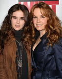 Lea Thompson Photo - 1 December 2010 - Hollywood CA - Lea Thompson and Her daughter West Side Story Play Los Angeles Opening Night held At the Pantages Theatre Photo Kevan BrooksAdMedia