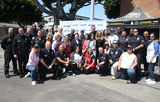 Angelica Vale Photo - 06 September 2018-  Hollywood California - Ellen K Anglica Mara Angelica Vale Tai Babilonia Kate Linder Catherine Bach Erin Murphy Mitch OFarrell Deputy Chief Armando Hogan Leron Gubler Guests Ana Martinez Hollywood Chamber Of Commerces 24th Annual Police and Firefighter appreciation Day held at LAPD Hollywood Division Photo Credit Faye SadouAdMedia