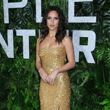 Adria Arjona Photo - 03 March 2019 - New York New York - Adria Arjona The World Premiere of Triple Frontier at Jazz at Lincoln Center Photo Credit LJ FotosAdMedia