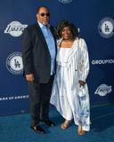 Loretta Devine Photo - 12 June 2019 - Los Angeles California - Glenn Marshall and Loretta Devine Los Angeles Dodgers Foundation Blue Diamond Gala held at Dodger Stadium Photo Credit Billy BennightAdMedia