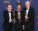 Andrew Lloyd Webber Photo - 09 September 2018 - Los Angeles California - Andrew Lloyd Webber John Legend Tim Rice 2018 Creative Arts Emmy Awards - Press Room held at Microsoft Theater Photo Credit Birdie ThompsonAdMedia