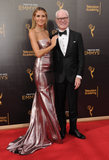 Tim Gunn Photo - 11 September 2016 - Los Angeles California Heidi Klum Tim Gunn 2016 Creative Arts Emmy Awards - Day 2 held at Microsoft Theater Photo Credit Birdie ThompsonAdMedia