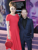 Clare Grant Photo - 26 March 2018 - Hollywood California - Seth Green Clare Grant Premiere of Warner Bros Pictures Ready Player One held at Dolby Theatre Photo Credit PMAAdMedia