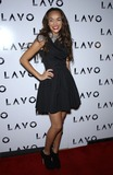 Ashley Madekwe Photo - 03 December 2011 - Las Vegas Nevada - Ashley Madekwe Jason Kennedy from E and Ashley Madekwe from Revenge celebrate their birthdays at Lavo inside The Palazzo Las Vegas  Photo Credit MJTAdMedia