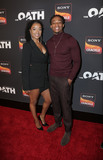 Arlen Escarpeta Photo - 20 February 2019 - Hollywood California - Arlen Escarpeta LaToya Tonodeo Sony Crackles The Oath Season 2 Exclusive Screening Event held at  Paloma Photo Credit PMAAdMedia