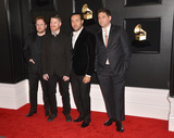 Patrick Stump Photo - 10 February 2019 - Los Angeles California - Joe Trohman Pete Wentz Patrick Stump Andy Hurley Fall Out Boy 61st Annual GRAMMY Awards held at Staples Center Photo Credit AdMedia