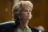 alaska Photo - United States Senator Lisa Murkowski (Republican of Alaska) attends the US Senate Health Education Labor and Pensions Committee hearing to examine COVID-19 focusing on lessons learned to prepare for the next pandemic on Capitol Hill in Washington DC USA 23 June 2020Credit Michael Reynolds  Pool via CNPAdMedia