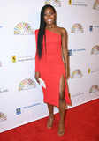 Nia Franklin Photo - 21 July 2019 - Beverly Hills California - Nia Franklin 2019 Flaunt It Awards held at The Beverly Wilshire Hotel Photo Credit Birdie ThompsonAdMedia