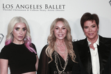 Anastasia Photo - 28 February 2020 - Santa Monica California - Claudia Soare Anastasia Soare Kris Jenner Los Angeles Ballet Gala held at The Broad Stage Photo Credit FSAdMedia