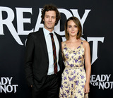 Adam Brody Photo - 19 August 2019 - Culver City California - Adam Brody Leighton Meester Fox Searchlights Ready Or Not Los Angeles Screening held at Arclight Culver City Photo Credit Birdie ThompsonAdMedia