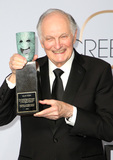 Alan Alda Photo - 27 January 2019 - Los Angeles California - Honoree Alan Alda recipient of the SAG Life Achievement Award 25th Annual Screen Actors Guild Awards held at The Shrine Auditorium Photo Credit Faye SadouAdMedia