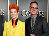 Christophe Honor Photo - 27 January 2020 - Hollywood California - Sandy Powell Christopher Peterson 92nd Academy Awards Nominees Luncheon held at the Ray Dolby Ballroom in Hollywood California Photo Credit AdMedia
