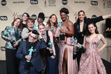 Abigail Savage Photo - 29 January 2017 - Los Angeles California - Danielle Brooks Selenis Leyva Adrienne C Moore Yael Stone Madeline Brewer Abigail Savage Annie Golden Emma Myles Lin Tucci Beth Fowler Dascha Polanco Lea DeLaria 23rd Annual Screen Actors Guild Awards held at The Shrine Expo Hall Photo Credit F SadouAdMedia