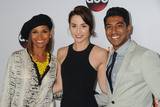 Allison Scagliotti Photo - 4 August 2015 - Beverly Hills California - Salli Richardson-Whitfield Allison Scagliotti Ritesh Rajan Disney ABC Television Group 2015 TCA Summer Press Tour held at the Beverly Hilton Hotel Photo Credit Byron PurvisAdMedia