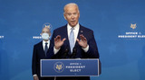 Foreigner Photo - United States President-elect Joe Biden makes remarks as he announces his nominees to Key Foreign Policy and National Security Posts in Wilmington Delaware on Tuesday November 24 2020Credit Biden  Transition via CNPAdMedia