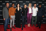 Arlen Escarpeta Photo - 15 January 2018 - Pasadena California - Joe Halpin Arlen Escarpeta Katrina Law Joseph Julian Soria Elisabeth Rohm Ryan Kwanten Cory Hardrict The Oath Photo Opp with the cast of Crackles new drama series at The Winter TCA Photo Credit F SadouAdMedia