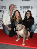 Alex Skuby Photo - 2 November 2014 - Los Angeles California - Alex Skuby Mo Collins Rebecca Corry 4th Annual Stand Up For The Pits held at the Hollywood Improv Photo Credit Byron PurvisAdMedia