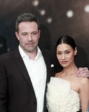 Ben Affleck Photo - 1 March 2020 - Los Angeles California - Ben Affleck Janina Gavankar Premiere Of Warner Bros Pictures  The Way Back held at The Broad Stage Photo Credit FSAdMedia