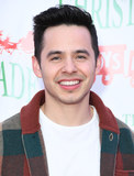 The 88 Photo - 01 December 2019 - Hollywood California - David Archuleta The 88th Annual Hollywood Christmas Parade  held at Hollywood Blvd Photo Credit Birdie ThompsonAdMedia