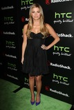 Amber Lancaster Photo - 23 June 2011 - West Hollywood  California - Amber LancasterRadioshacks HTC EVO 3D Launch Party  Held At The RadioShack Pop-Up 3D Lounge Photo Credit Kevan BrooksAdMedia