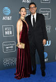 Emmy Rossum Photo - 13 January 2019 - Santa Monica California - Emmy Rossum Sam Esmail The 24th Annual Critics Choice Awards held at Barker Hangar Photo Credit Birdie ThompsonAdMedia