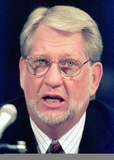 Bernard Ebbers Photo - Bernard J Ebbers President and CEO MCIWorldCom testifies at a hearing before the United States Senate Committee on the Judiciary on The MCI WorldComSprint Merger -- A Competition Review on 4 November 1999 in Washington DCCredit Ron Sachs  CNPAdMedia