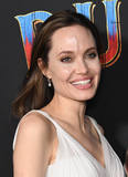 Angelina Jolie Photo - 11 March 2019 - Hollywood California - Angelina Jolie Dumbo Los Angeles Premiere held at Ray Dolby Ballroom Photo Credit Birdie ThompsonAdMedia