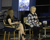 Hillary Rodham Photo - 18 December 2019 - Pleasantville New York - Chelsea Clinton and Hillary Rodham Clinton at the Gutsy Women An Evening with Hillary Rodham Clinton and Chelsea Clinton moderated by Vanessa L Williams at Pace University Photo Credit J LingoAdMedia