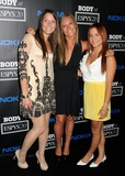 Jamie Anderson Photo - 10 July 2012 - Los Angeles California - Kaya Turski Jamie Anderson Elena Hight 4th Annual ESPN Body Issue Pre-ESPYS Party held at The Belasco Theater Photo Credit Byron PurvisAdMedia
