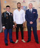 Alek Skarlatos Photo - 04 June 2016 - Culver City California - Alek Skarlatos Anthony Sadler Spencer Stone Arrivals for Spikes Guys Choice held at Sony Pictures Studios Photo Credit Birdie ThompsonAdMedia
