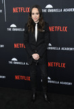 Ellen Page Photo - 12 February 2019 - Hollywood California - Ellen Page Netflixs The Umbrella Academy Los Angeles Premiere held at the Arclight Hollywood Photo Credit Birdie ThompsonAdMedia
