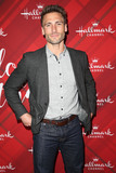 Andrew Walker Photo - 04 December 2017 - Los Angeles California - Andrew Walker Hallmark Channel Screening of Christmas at Holly Lodge held at The Grove Photo Credit F SadouAdMedia