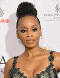 Anika Noni Rose Photo - 04 January 2020 - Beverly Hills California - Anika Noni Rose The 2020 BAFTA Los Angeles Tea Party held at Four Seasons Los Angeles  Photo Credit Birdie ThompsonAdMedia