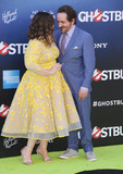 Ben Falcone Photo - 09 July 2016 - Hollywood California Melissa McCarthy Ben Falcone Arrivals for the Premiere Of Sony Pictures Ghostbusters held at TCL Chinese Theatre Photo Credit Birdie ThompsonAdMedia