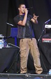 J Cole Photo - July 12 2011 - Atlanta GA - Up-and-coming rapper and J-Zee protege J Cole opened for Rihanna at Chastain Park Photo credit Dan HarrAdMedia