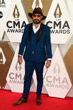 AJ MCLEAN Photo - 13 November 2019 - Nashville Tennessee - AJ McLean 53rd Annual CMA Awards Country Musics Biggest Night held at Music City Center Photo Credit Laura FarrAdMedia