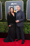 Pierce Brosnan Photo - 05 January 2020 - Beverly Hills California - Keely Shaye Smith and Pierce Brosnan 77th Annual Golden Globe Awards held at the Beverly Hilton Photo Credit HFPAAdMedia