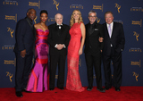 Jery Ryan Photo - 08 September 2018 - Los Angeles California - LeVar Burton Sonequa Martin-Green Walter Koenig Jeri Ryan Alex Kurtzman William Shatner 2018 Creative Arts Emmys Awards held at Microsoft Theater Photo Credit F SadouAdMedia