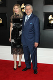 Tony Bennett Photo - 10 February 2019 - Los Angeles California - Diana Krall Tony Bennett 61st Annual GRAMMY Awards held at Staples Center Photo Credit AdMedia