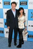 Alison Dickey Photo - John C Reilly and Alison Dickeyat the 2007 Film Independents Spirit Awards Santa Monica Pier Santa Monica CA 02-24-07