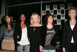 The 4 Seasons Photo - Janina Gavankar Rose Rollins Cybill Shepherd Katherine Moennig and Jane Lynchat the 4th season kick-off party for The L Word Hard Rock Cafe Universal City CA 01-07-07