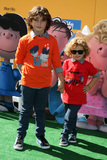 August Maturo Photo - August Maturo Ocean Maturoat The Peanuts Movie Los Angeles Premiere Village Theater Westwood CA 11-01-15