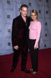 Amy Spanger Photo - Michael C Hall and wife Amy Spanger at Macys and American Express Passport 2002 20th Anniversary Gala Barker Hanger Santa Monica CA 09-28-02