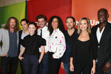 ARIELE KEBBEL Photo - Jason Lewis Yul Vazquez Sarah Ramos Francois Arnaud Parisa Fitz-Henley Dylan Bruce Arielle Kebbel Peter Mensahat the NBCUniversal Summer Press Day Beverly Hilton Beverly Hills CA 03-20-17