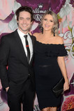 Ali Fedotowsky Photo - Kevin Manno Ali Fedotowskyat the Hallmark Channel and Hallmark Movies and Mysteries Winter 2018 TCA Event Tournament House Pasadena CA 01-13-18