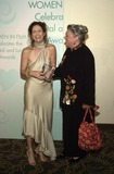 Amy Brenneman Photo - Amy Brenneman and Tyne Daly at Women In Films Crystal and Lucy Awards Century Plaza Hotel Century City CA 09-20-02