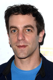 B J Novak Photo - B J Novakat Milk  Bookies Story Time Celebration California Market Center Los Angeles CA 04-17-16