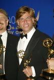 Aaron Sorkin Photo - Aaron Sorkin at the 55th Annual Emmy Awards Press Room Shrine Auditorium Los Angeles CA 09-21-03